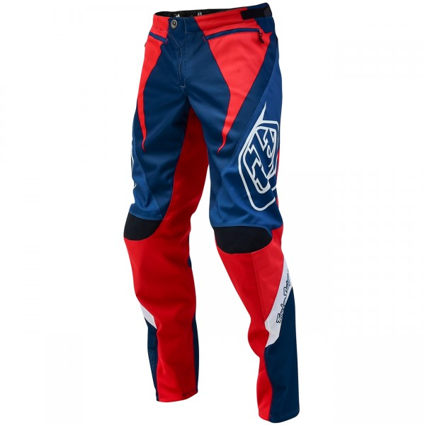 Sprint Pants Reflex Red/White/Blue