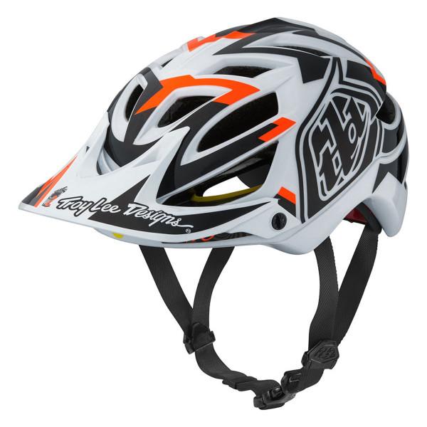 A1 MIPS Helm Vertigo White