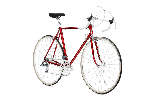 Echo Solo 16-Speed Rennrad 2017 - red