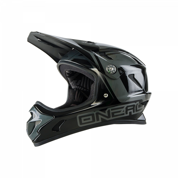 Spark Fidlock DH Helm Black/Gray
