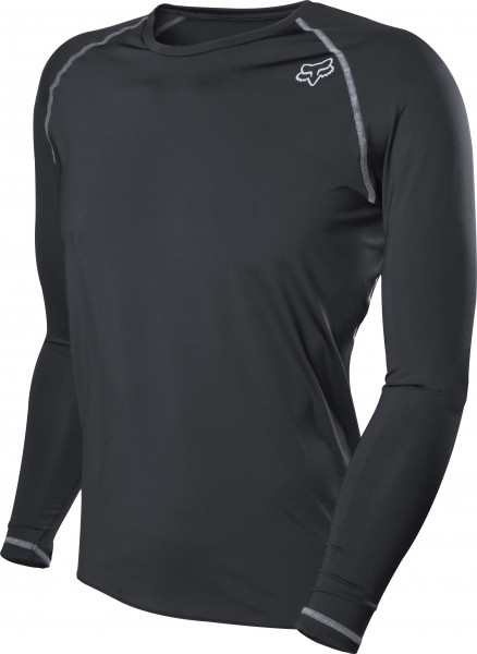 Frequency LS Base Layer - Black