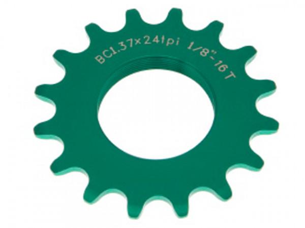 Track Sprocket 1/8Zoll Schraubritzel - grün