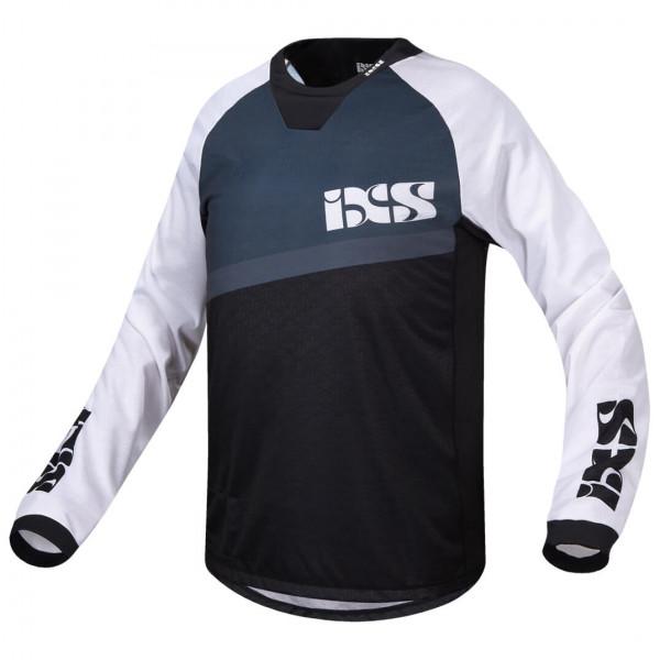 Pivot 6.1 DH Jersey Trikot - white/grey/black