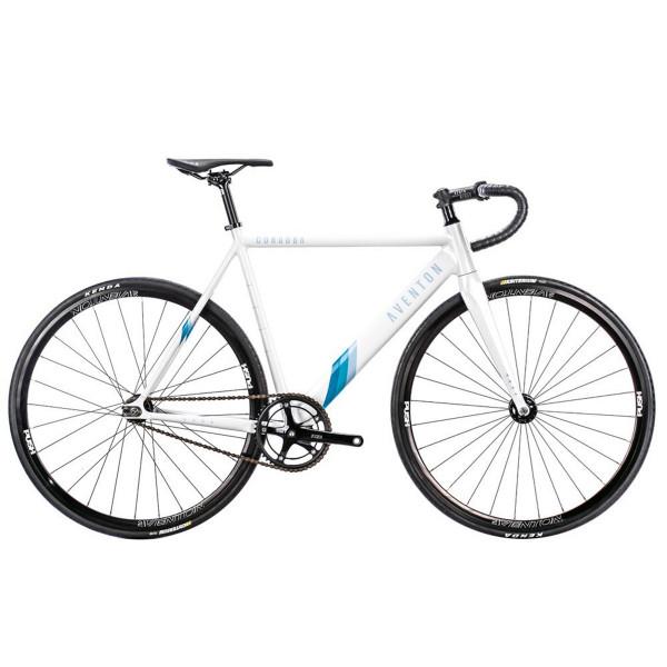 Cordoba Singlespeed/Fixed Bike - white