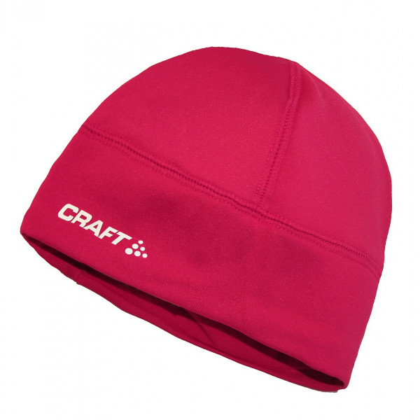 Light Thermal Hat - Ruby