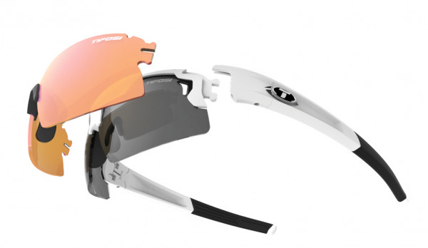 Escalate HS Sportbrille - Pearl White