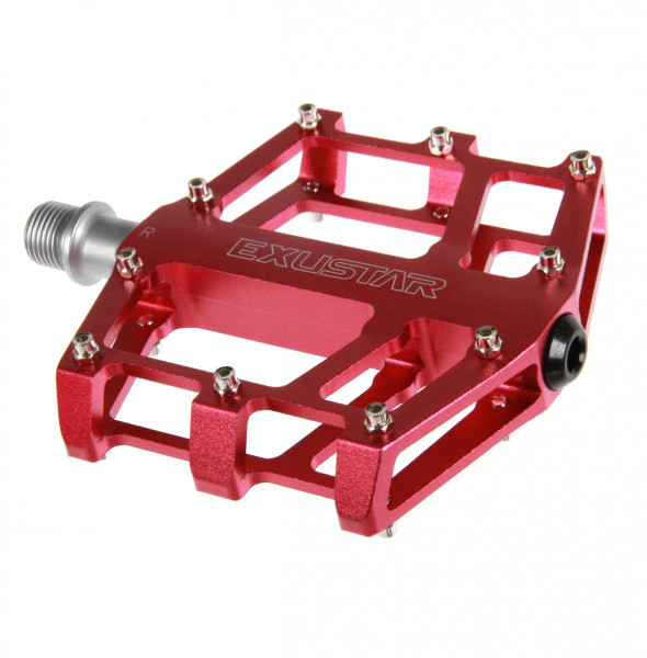 E-PB525 Plattform-Pedale - rot