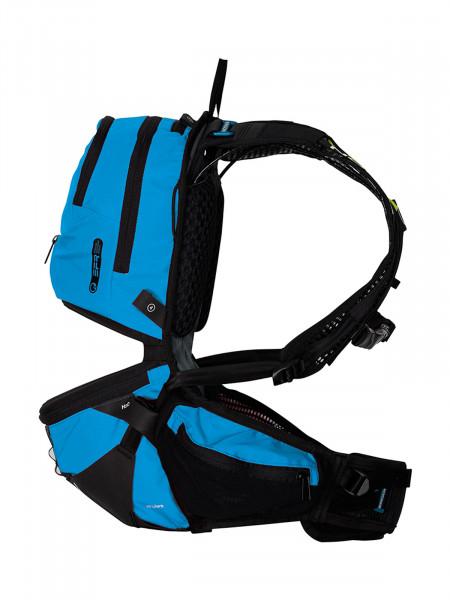 BE3 Enduro Rucksack - black/blue