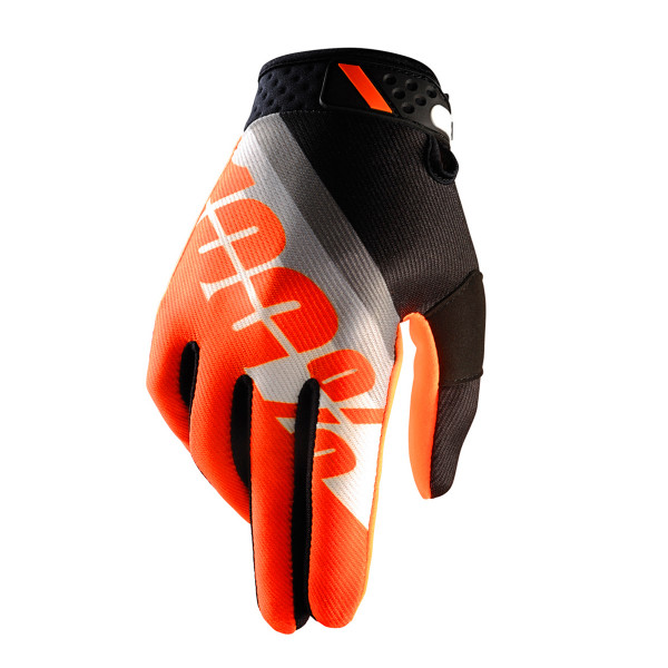 Ridefit Handschuh - Slant Orange