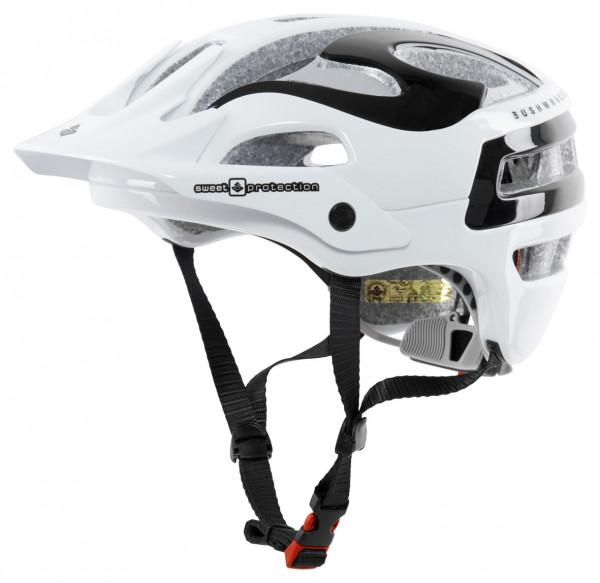 Bushwhacker Helm 2016 - weiss