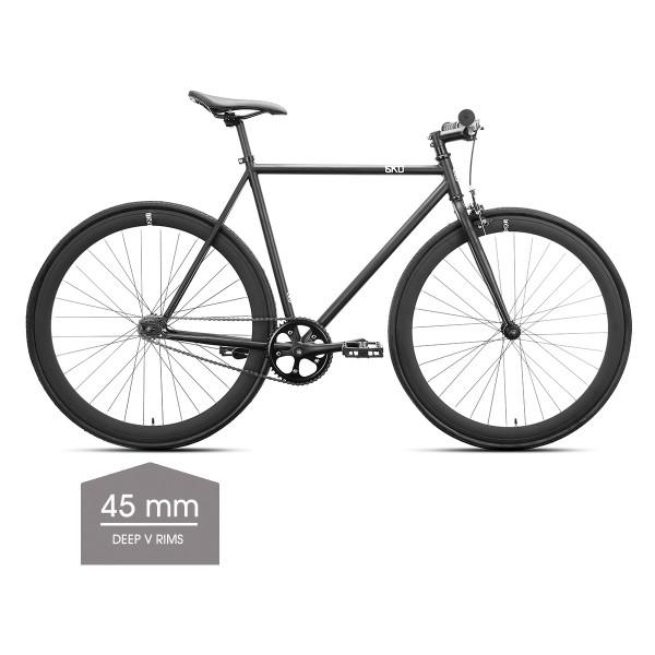 Nebula 1 Singlespeed/Fixed Bike - 45 mm Deep V Felgen