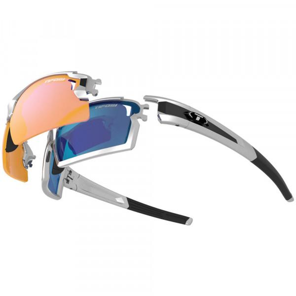 Escalate FH Sportbrille - Silver Black