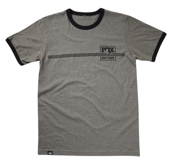 Men's Heritage Ringer T-Shirt - deep heather