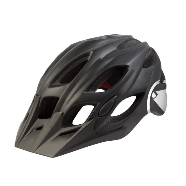 Singletrack II Helm - Schwarz