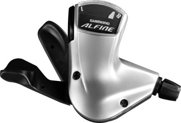 ALFINE SL-S7000-8 Schalthebel 8-Gang silber