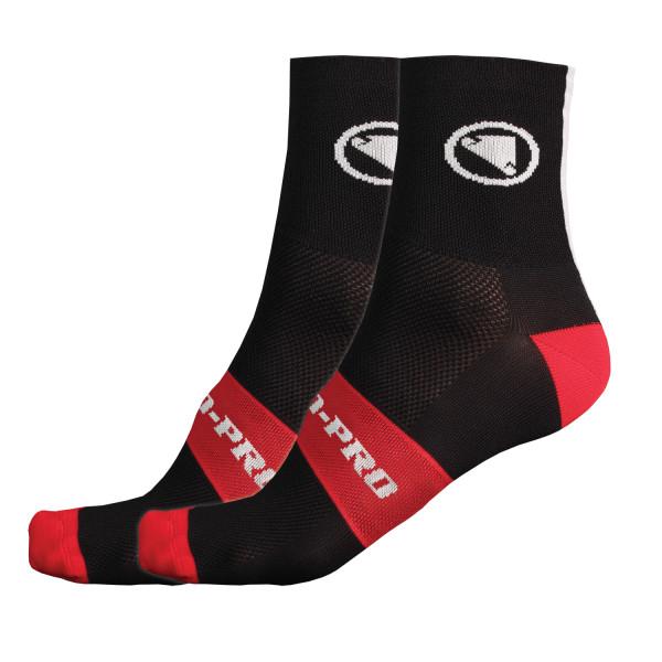 FS260 Pro Socken Doppelpack - Schwarz