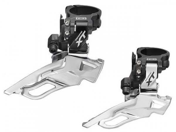 Deore XT FD-M781A 3x10 Umwerfer - Down Swing