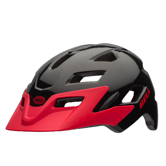 Sidetrack Youth 16 black/red echo