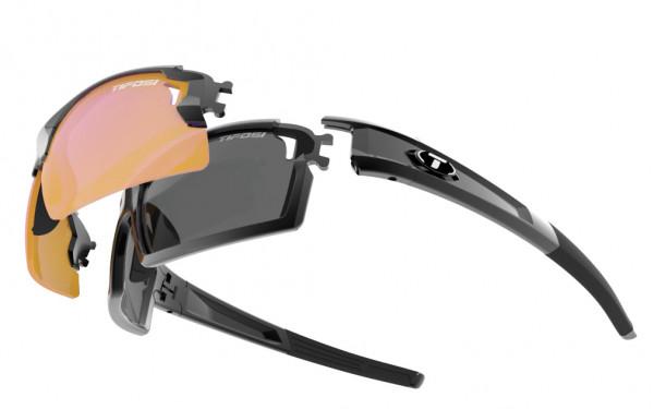 Escalate FH Sportbrille - Gloss Black