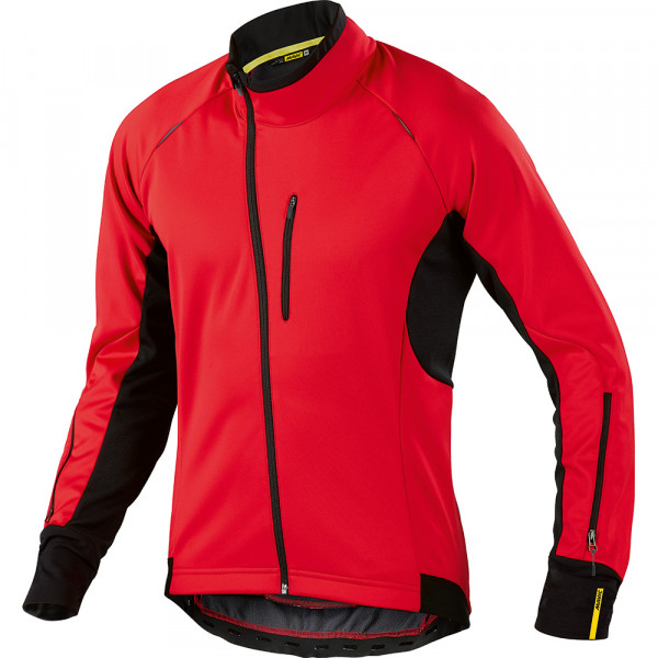 Cosmic Elite Thermo Jacket bright red