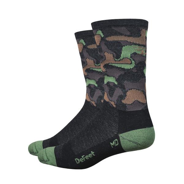 Wooleator Socken - Camo