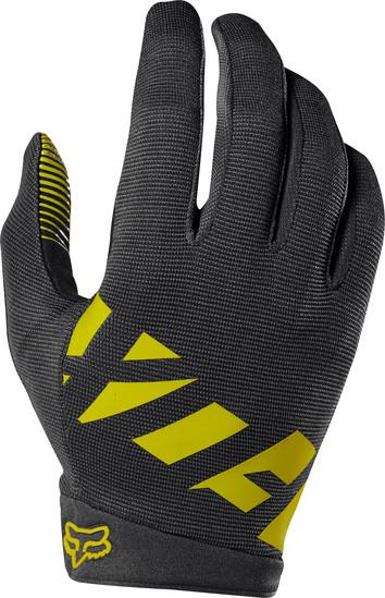 Ranger Handschuhe - black/yellow