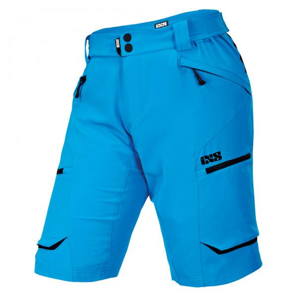 Tema 6.1 Trail Shorts - fluor blue