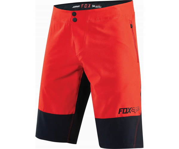 Altitude Shorts - Red Black