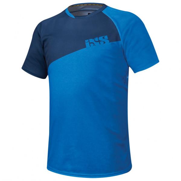 Progressive 6.1 Trail Jersey Trikot - fluor blue
