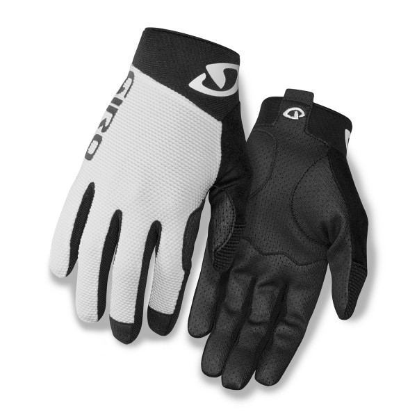 Rivet II Handschuh 2016 - White / Black
