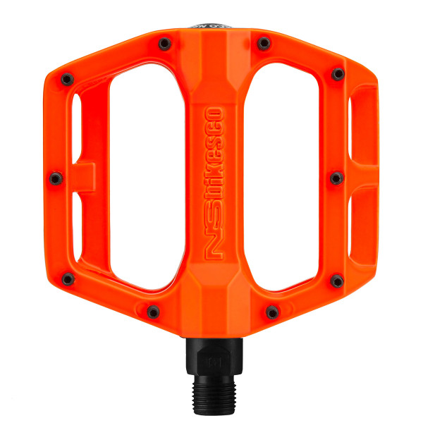 Aerial Industrielager Pedal - Fluo Orange