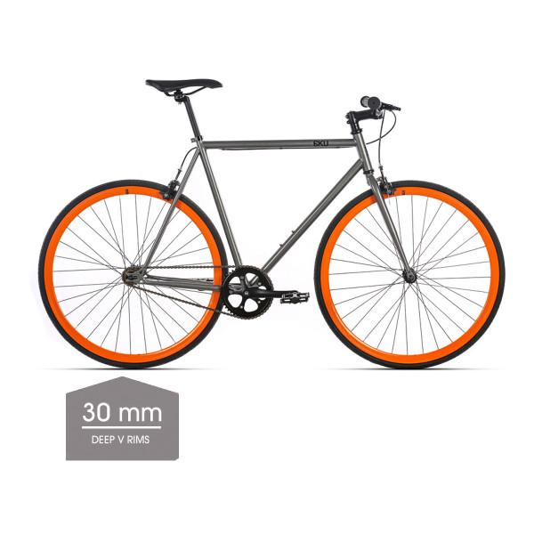 Barcelona Singlespeed/Fixed Bike - 30 mm Deep V Felgen