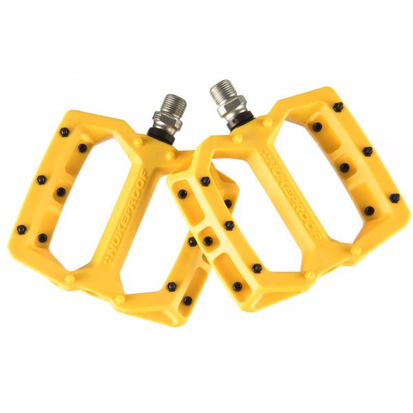 Horizon Comp Plattformpedale - gelb