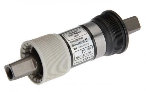 BB-UN26 Vierkant Innenlager 73 mm BSA 122,5mm E-Type